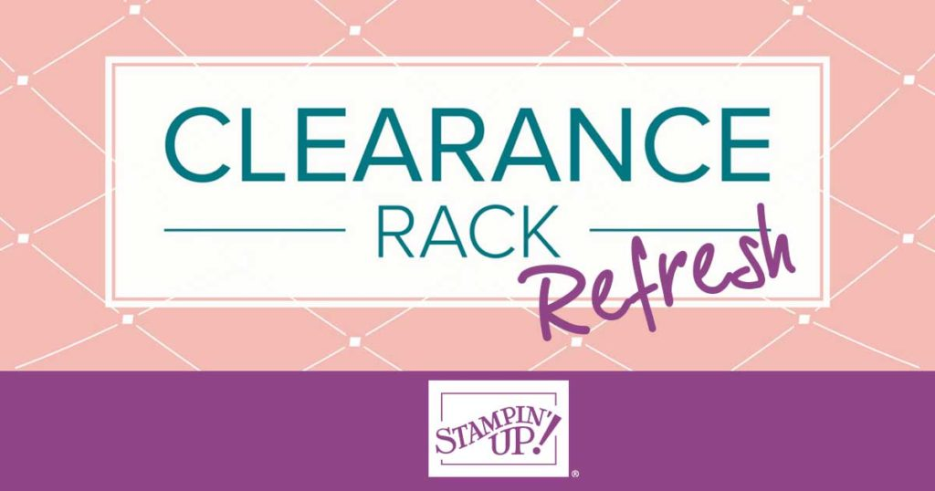 Semi-Annual Clearance Rack Refresh