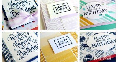 Birthdays for Everybody