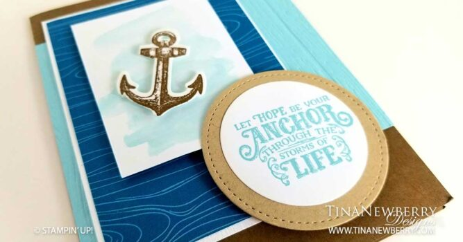 Let Hope Be Your Anchor