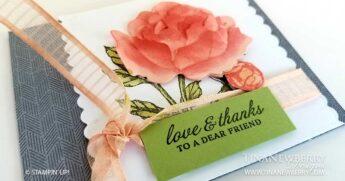 Love & Thanks To A Dear Friend
