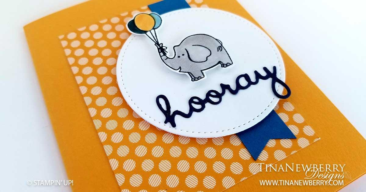 Hooray Zoo Globe Elephant