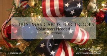 Christmas Cards for Troops