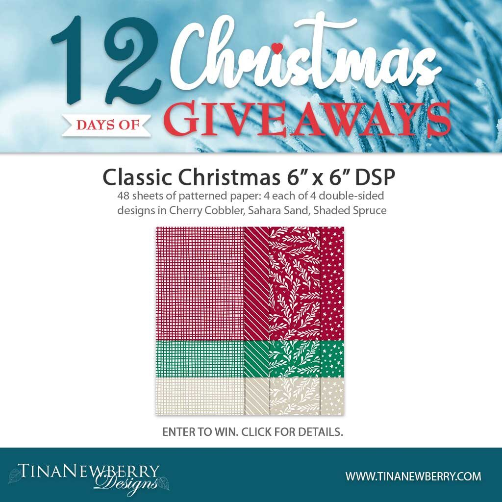 Day #2 - 12 Days of Christmas Giveaways