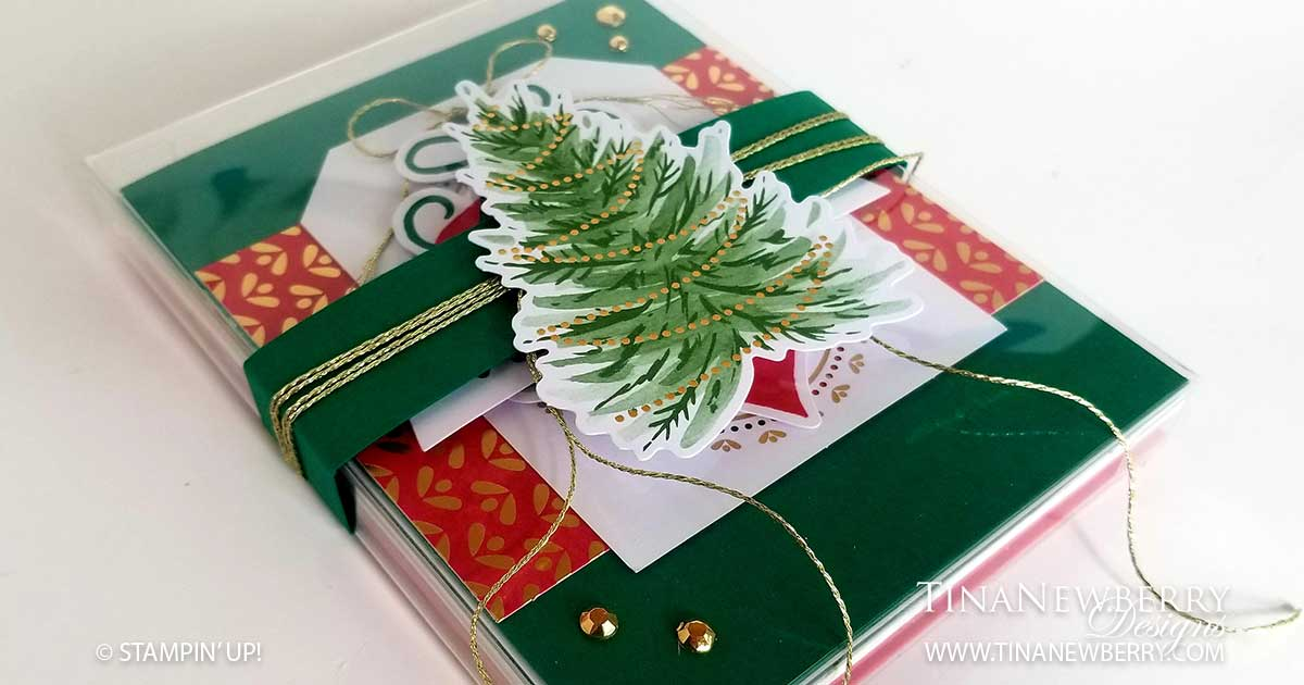 Tag Buffet Cards & Gift Card Holders