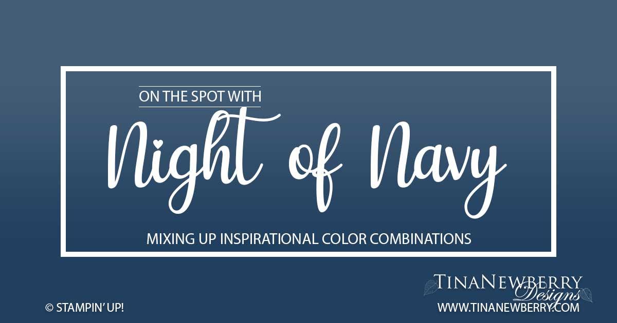 On the Spot: Night of Navy