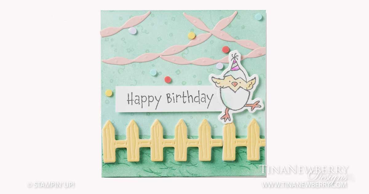 Hey Chick! Happy Birthday