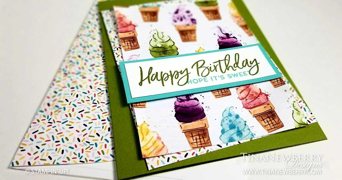 Happy Birthday Hope It's Sweet