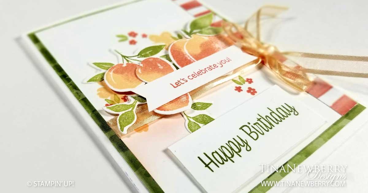 Happy Birthday - Let's Celebrate You