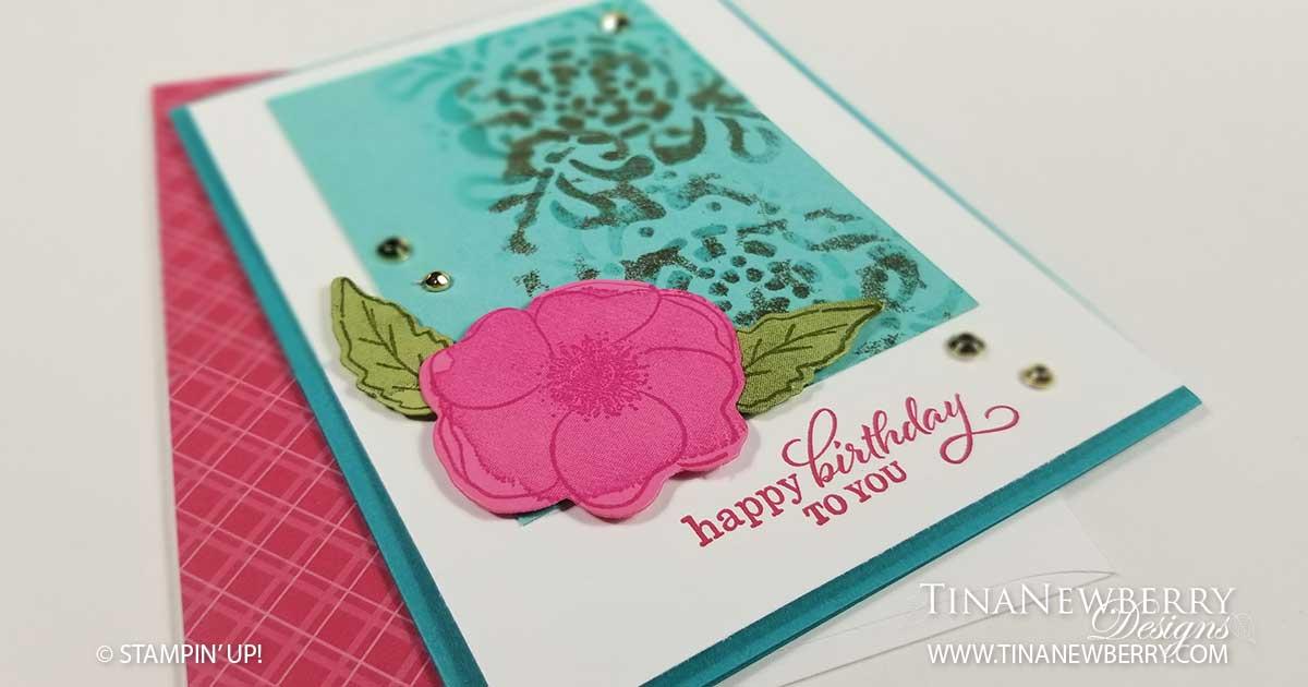Poppy Birthday To You