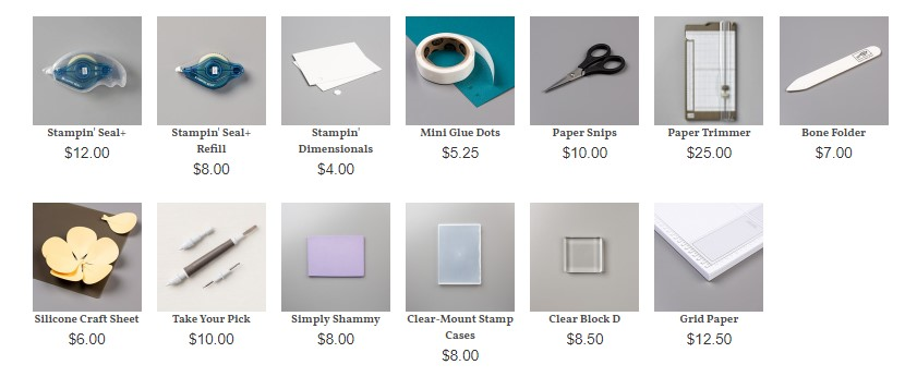 Starter Kit of Tools