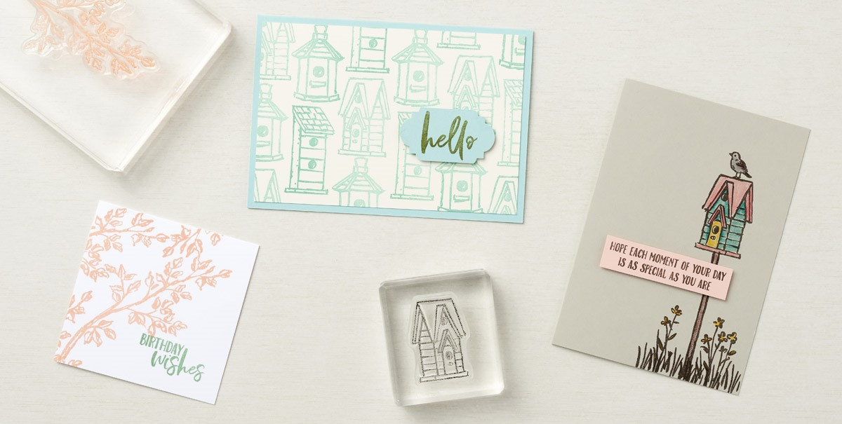 Sweet and #SimpleStamping